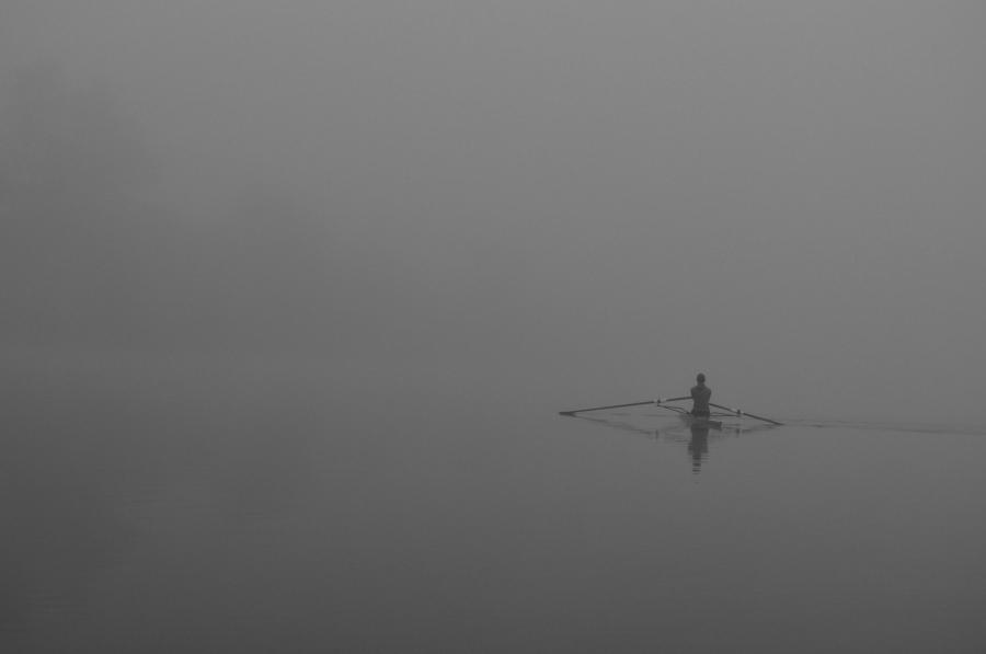 Fog Rowing